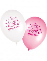 8 Hello Kitty™ ballonnen