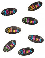 80 confettis 30 ans