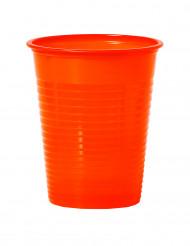 50 oranje bekers