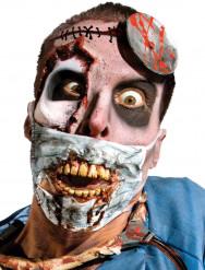 Zombie chirurgenmasker voor volwassenen