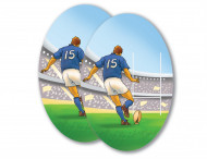 Rugby cut-out