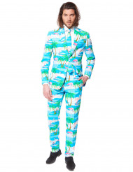 Mr. Flamingo Opposuits™ kostuum voor heren