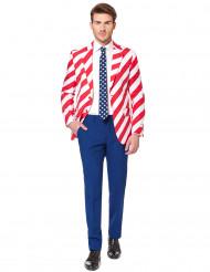Amerikaans Opposuits™ kostuum voor mannen