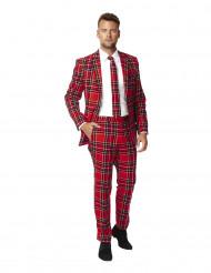 Schotse ruit Opposuits™ kostuum voor mannen