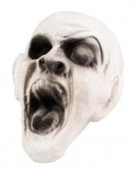 Zombiehoofd Halloweendecoratie