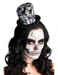 Mini skelet hoge hoed voor vrouwen
