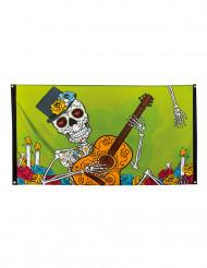 Día de los Muertos banner