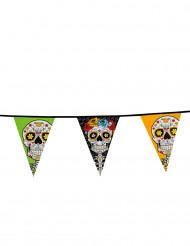Dia de los Muertos vlaggenlijn