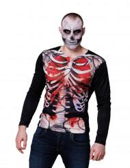 Skeletten t-shirt voor mannen