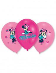 6 Minnie™ ballonnen