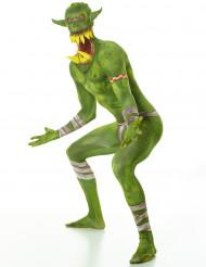Groene Ork Morphsuits™ kostuum voor volwassenen
