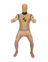Crash test dummy Morphsuits™ kostuum