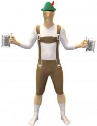 Beiers Morphsuits™ kostuum voor volwassenen