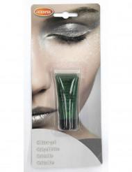 Groene glitter gel
