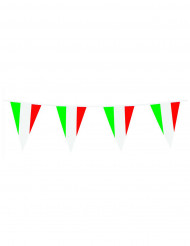Italië vlaggenslinger