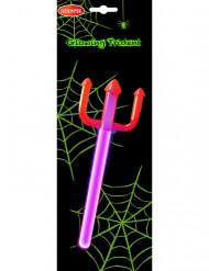 Lichtgevende Halloween drietand