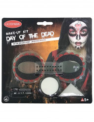 Make-up set voor dames - Dia de los Muertos