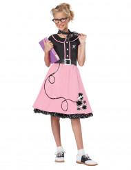 50's kostuum voor meisjes