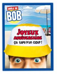 Joyeux Anniversaire bob hoed voor volwassenen