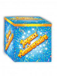 Fijne verjaardag box