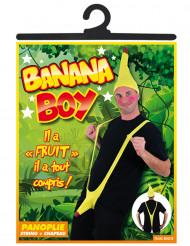 Banana boy mankini en hoed