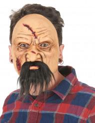 Gewonde oude man masker voor volwassenen