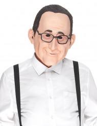 Latex François masker voor volwassenen