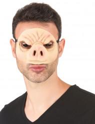 Latex varkensmasker voor volwassenen