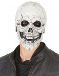 Lachend skelet masker voor volwassenen