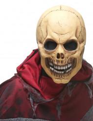 Angstaanjagende schedel masker voor volwassenen