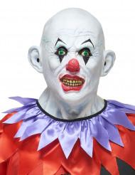 Horror clown masker voor volwassenen