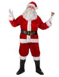 Luxe kerstman verkleedpak voor volwassenen