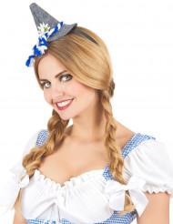 Mini Beierse hoed voor volwassenen