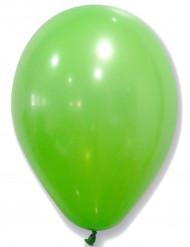 50 groene latex ballonnen