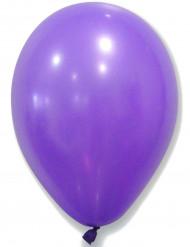 50 paarse ballonnen