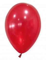 50 metallic rode ballonnen