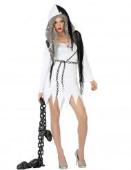 Sexy spook kostuum voor vrouwen