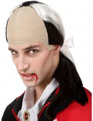 Kaal voorhoofd vampierspruik