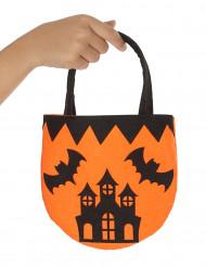 Spookhuis Halloween tas
