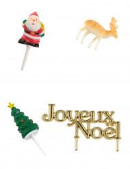 Kerstdecoraties Joyeux Noël