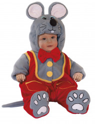 Luxe muizen kostuum voor baby