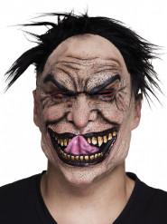Latex psychopaat masker voor volwassenen