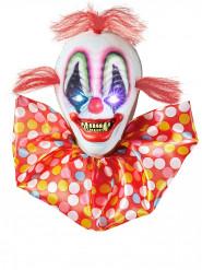 Lichtgevende enge clown decoratie