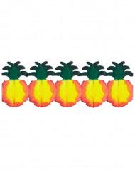 Papieren ananas slinger