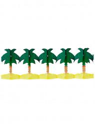 Papieren palmboom slinger