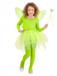 Groene fee set voor meisjes
