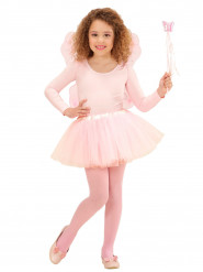 Roze prinsessen feeën set voor meisjes