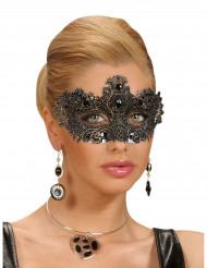 Antieke gouden halfmasker voor volwassenen