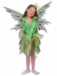Groen elfen jurk voor meisjes
