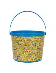 Plastic snoepemmer van Emoji™